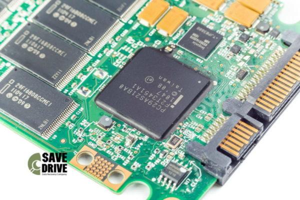 відновлення даних з твердотільних SSD-дисків