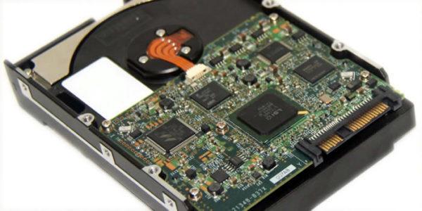 Восстановление данных с серверных SAS, SCSI дисков